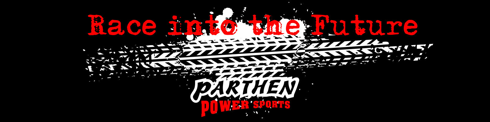 Reifenspuren Parthen Powersports